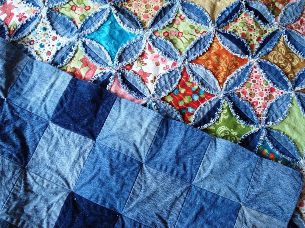 Лоскутная техника или пэчворк – незаменима, если вы хотите сшить не просто одеяло, а эксклюзив
