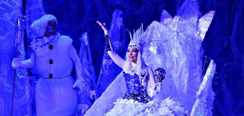Спектакль-мюзикл «Снежная королева. Сила горячего сердца»