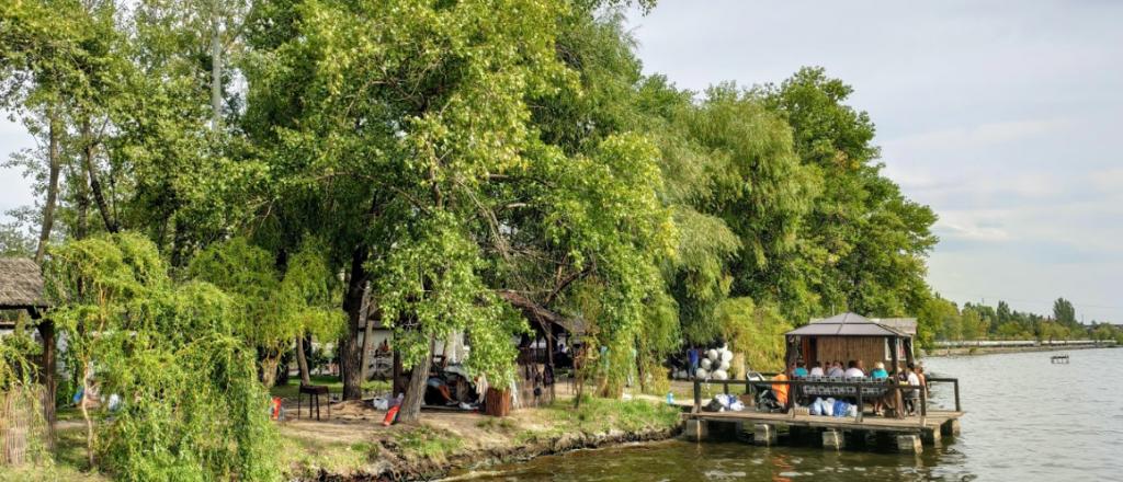 Парк отдыха «Солнечный день» приглашает жарить шашлыки на природе