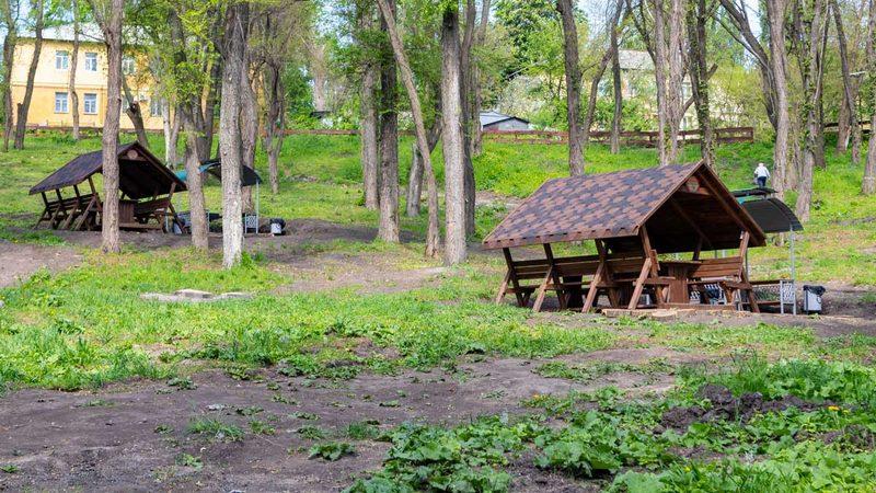 Парк «Зелений гай»