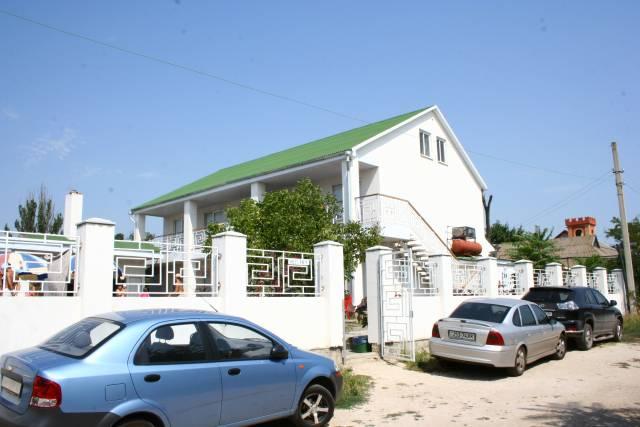 Гостевой дом «Азовушка» в центре Кирилловки