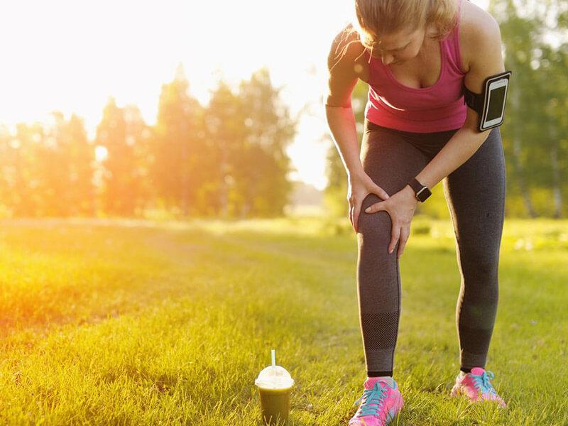 Если что-то болит, когда бегаете, обратитесь за консультацией к доктору