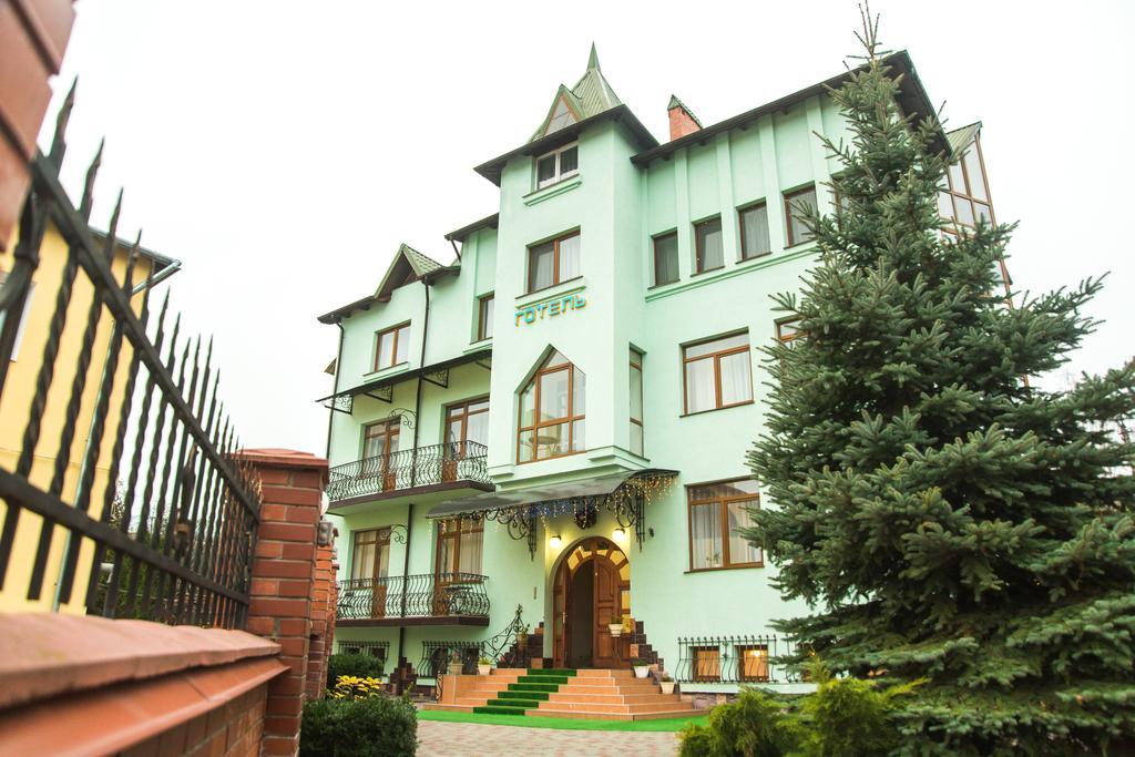 Отель «Европа» в Трускавце