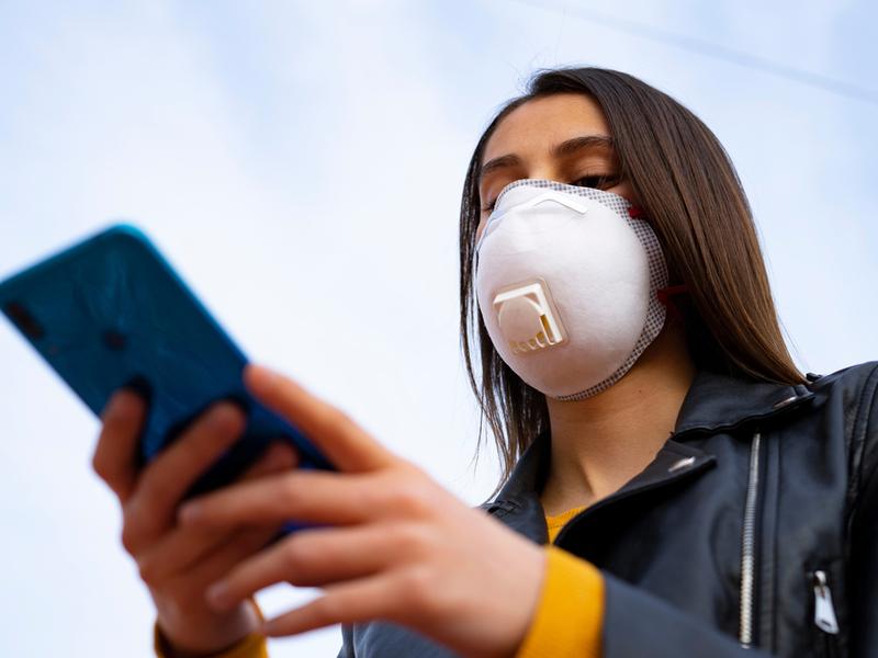 Настройка распознавания лица на телефоне ㅡ как разблокировать телефон в маске