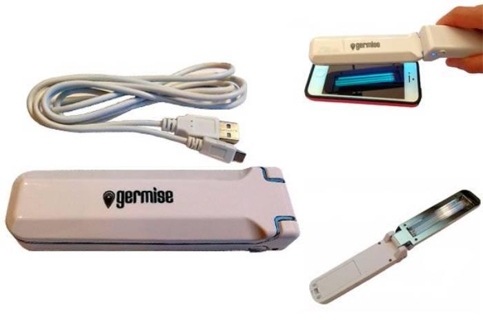 УФ-лампы для дезинфекции телефона