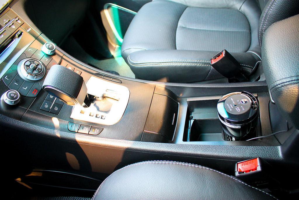 Ионизатор для очистки воздуха в авто