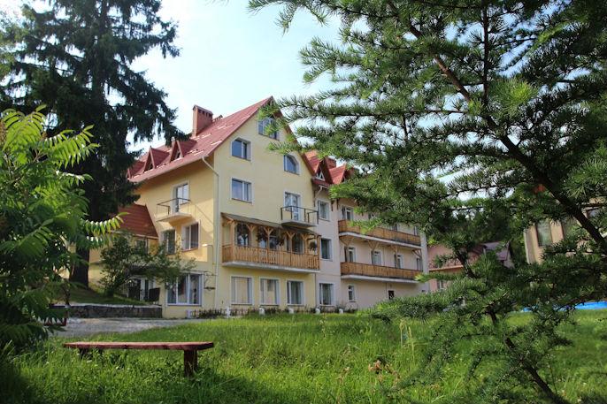 Отель «Калина» в Славском