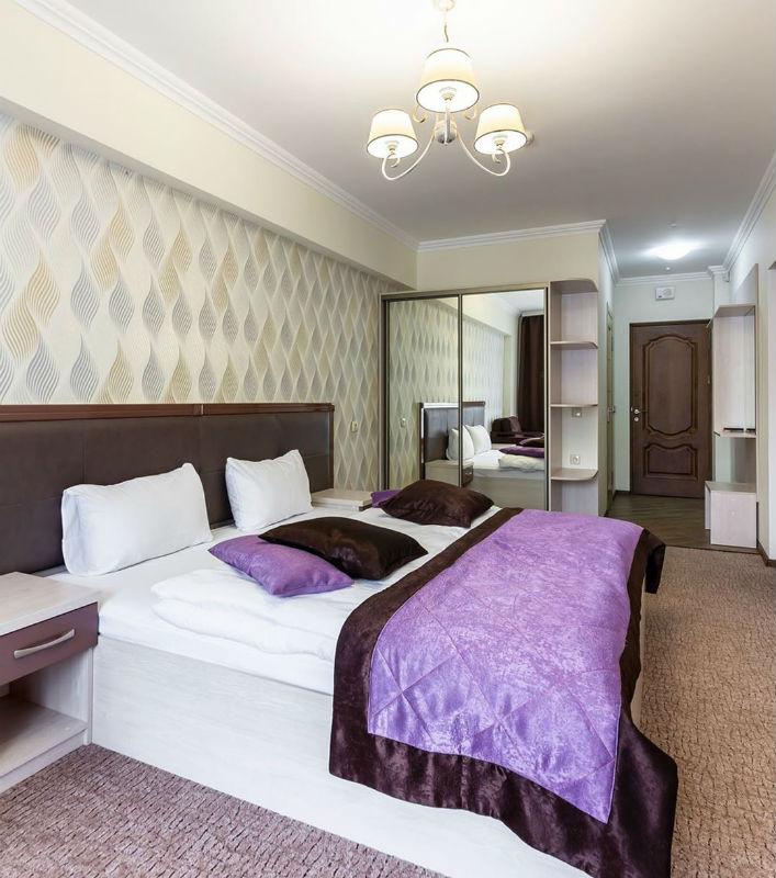 Номер отеля «Kasimir Resort Hotel» в Буковеле