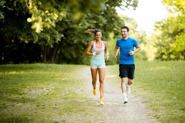 Оптимальное время для бега – любое, какое удобно вам