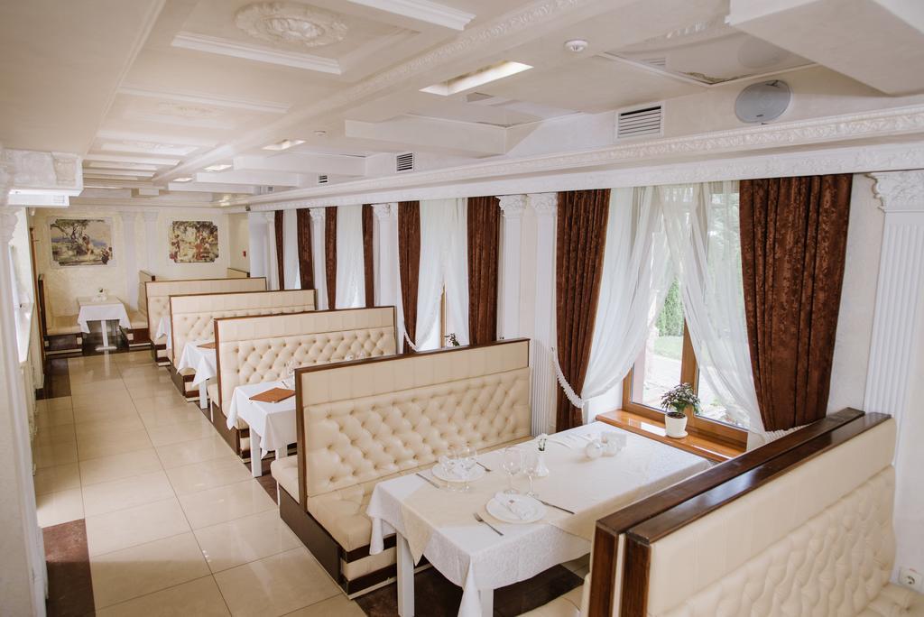 Ресторан отеля «Golden Crown» в Трускавце