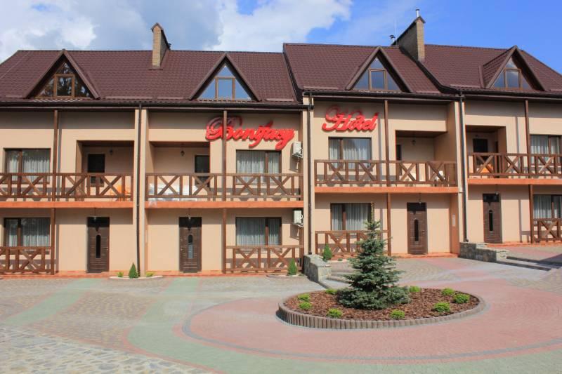 Готель «Боніфацій»