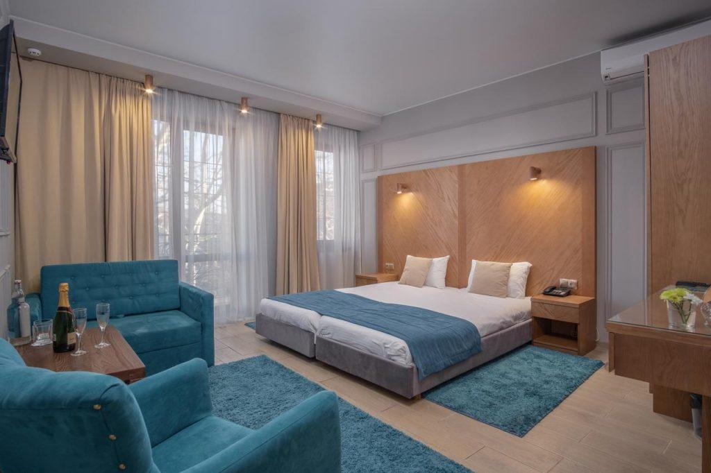 Бумеранг Бутик отель в Одессе