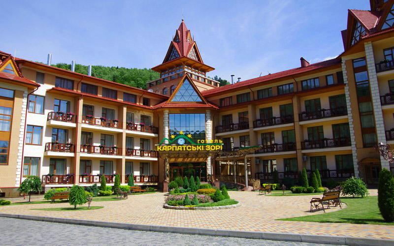 Отель «Карпатские звезды»
