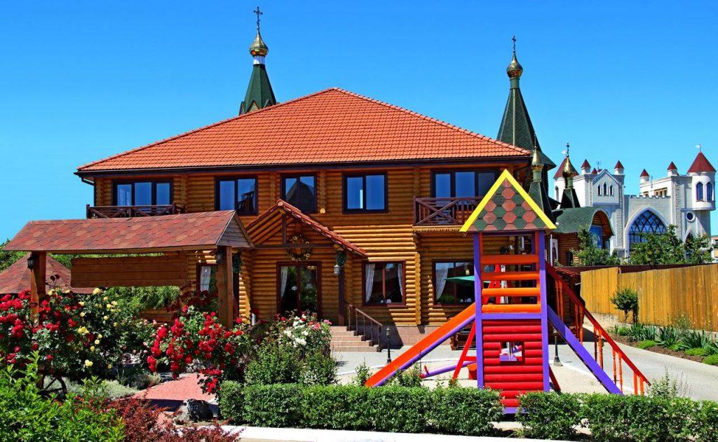 Отель Пампушка и Подушка в Совиньоне