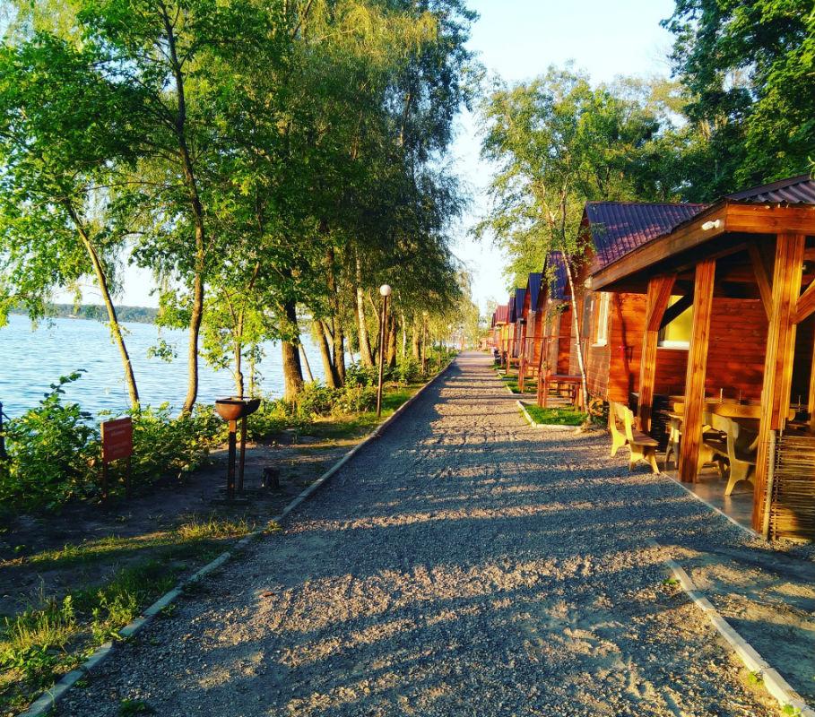 База отдыха «Резиденция» под Киевом