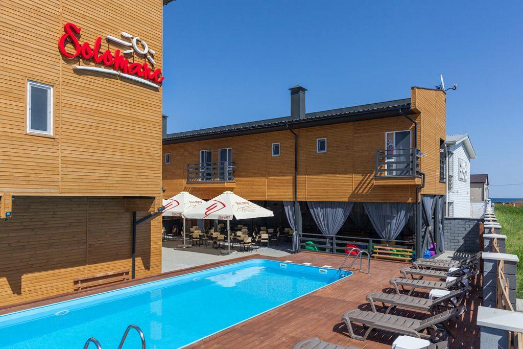 Мини отель Вилла Соломаре