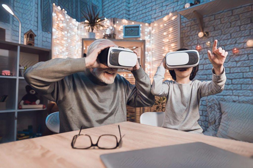 Закажи VR домой, когда скучно
