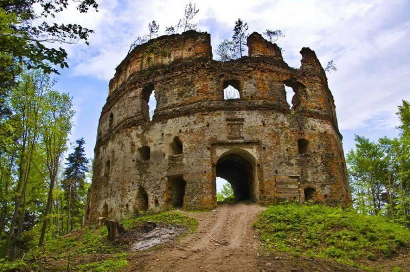 Замок Добромиль
