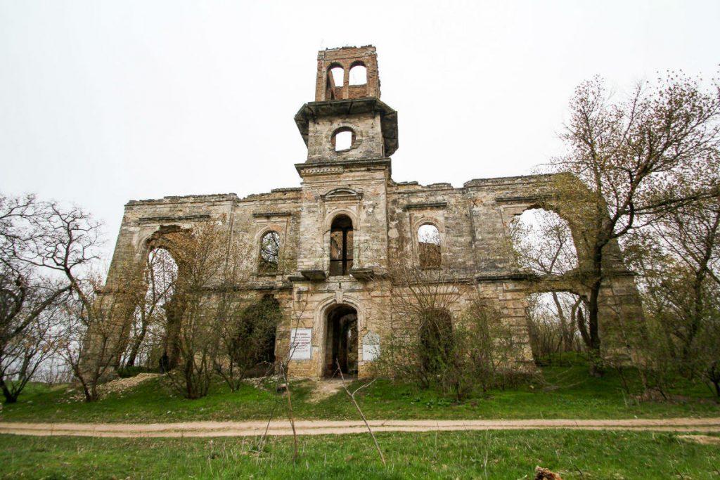 Замок Фальц-Фейнів, Херсонська область