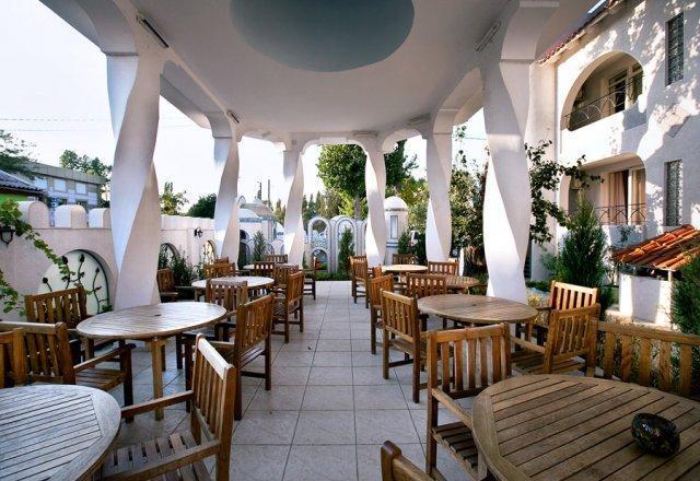 «Villa Casablanca» у моря