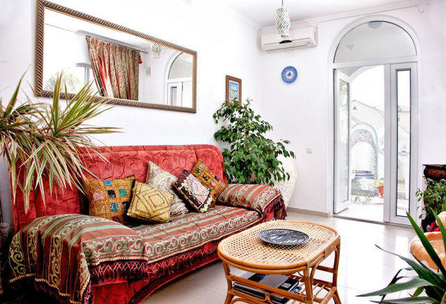 Летний отдых на море, «Villa Casablanca»