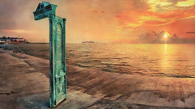 двері сонця