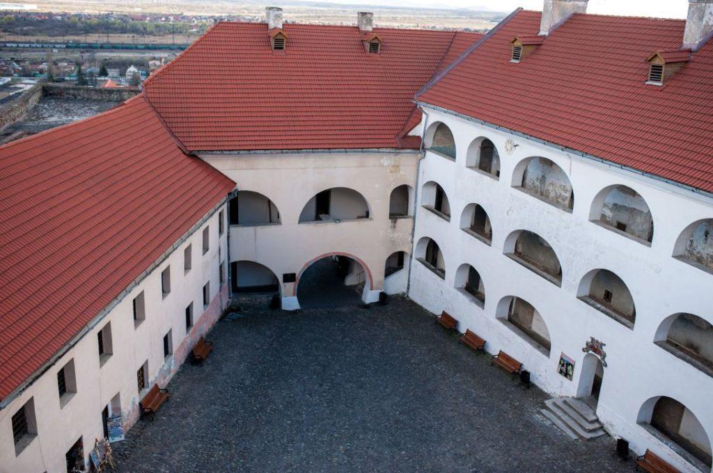 Двор Паланка