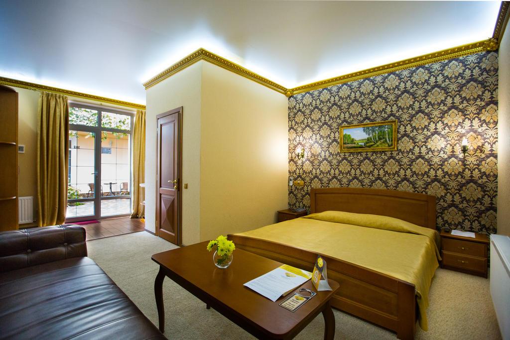 Номер в отеле «Klumba» в Одессе