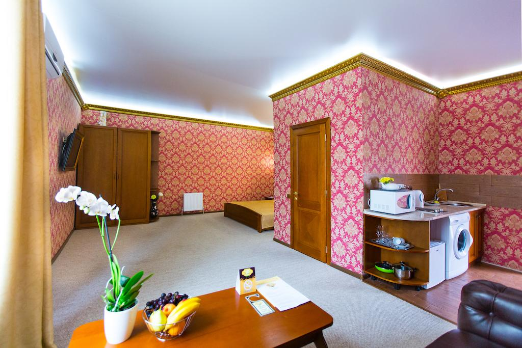 Апартаменты в отеле «Клумба», Одесса
