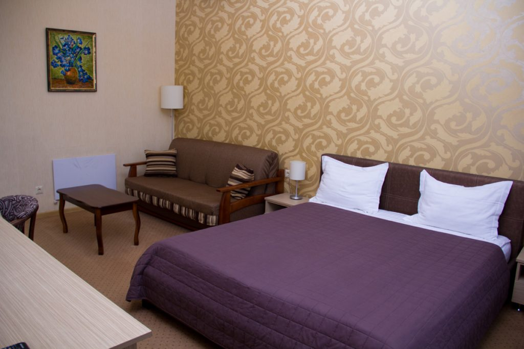 Отдых в отеле «Аква Парадайз» в Одессе