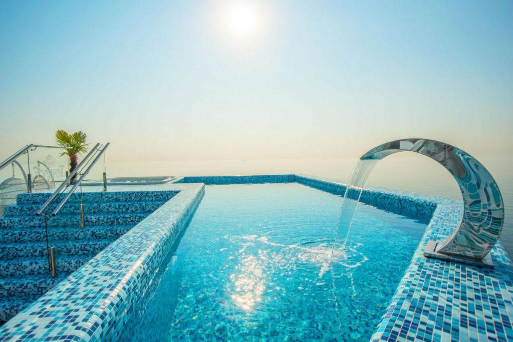 Пляж отеля «Nemo Resort & SPA»
