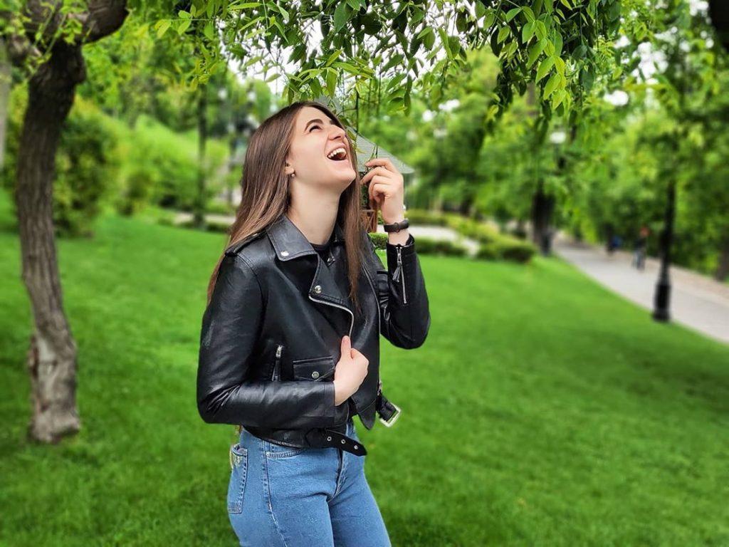 фото у стамбульському парку