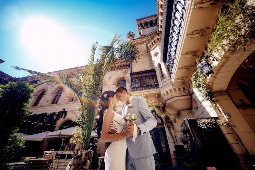 весільна фотосесія у бернардацці