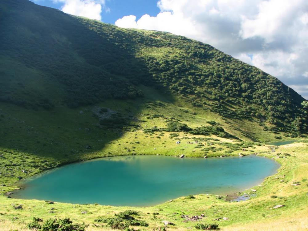 Озеро Драгобратское