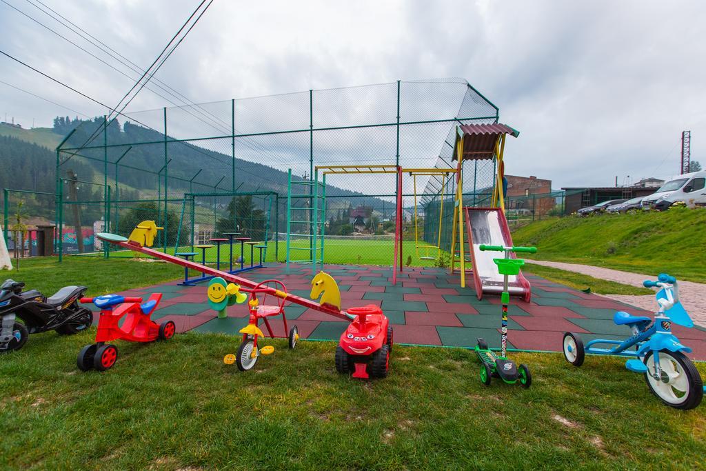 Детская площадка в «Mardan Palace»