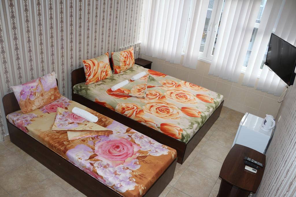 Пляжный отель в Коблево: отдыхать на море можно дешевле по скидке Покупона