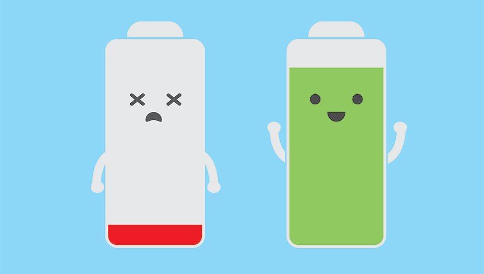 Полного заряда аккумулятора много не бывает