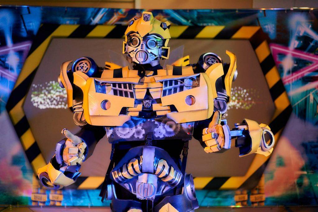 планета роботов одесса
