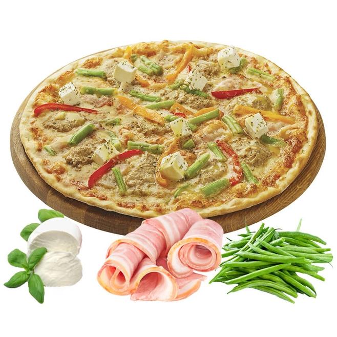 соло пицца