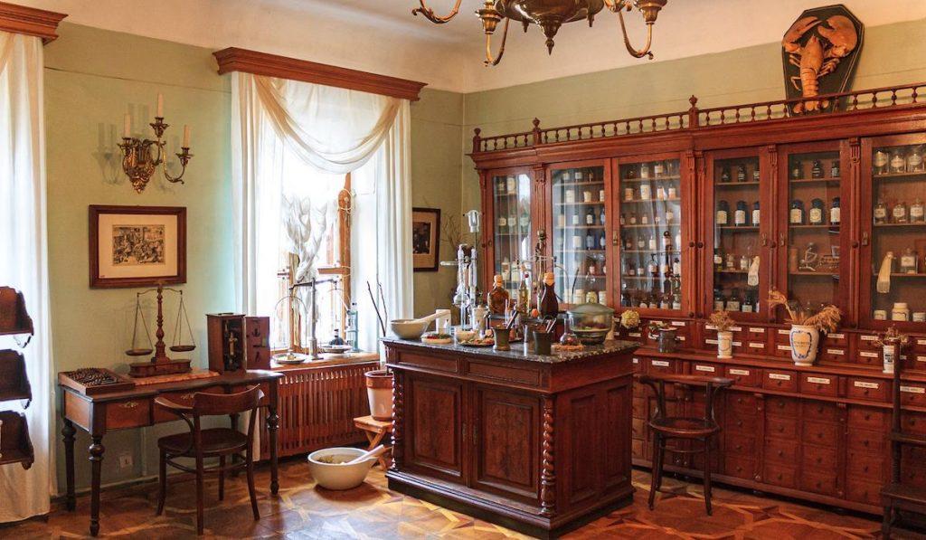 Аптека-музей на Подоле