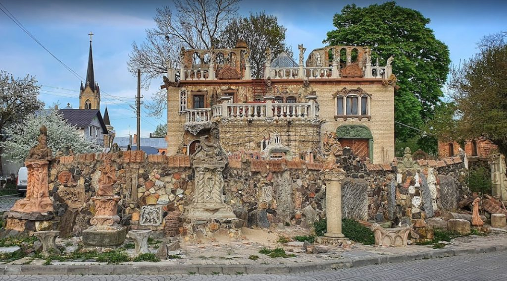 Дом архитектора Голованя в Луцке
