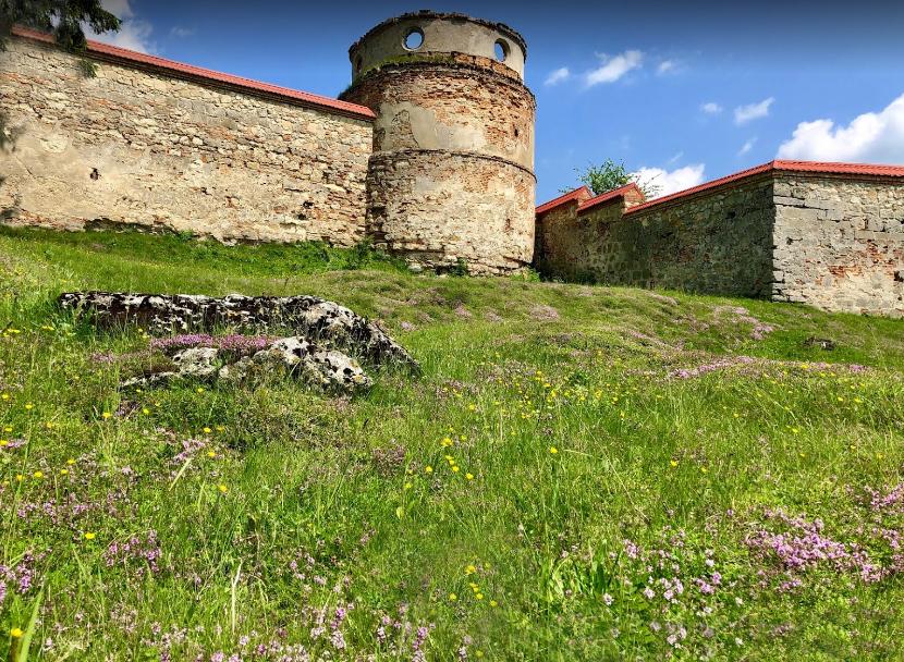 Домініканський монастир на Львівщині
