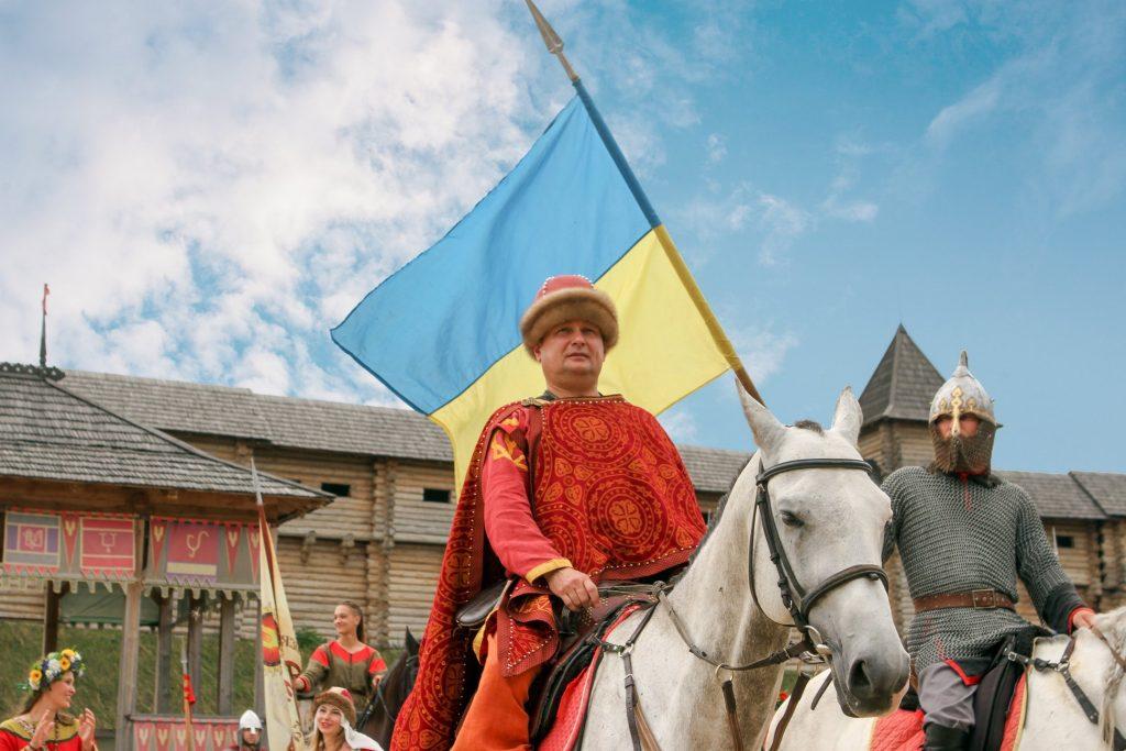 Фестиваль у Древньому Києві