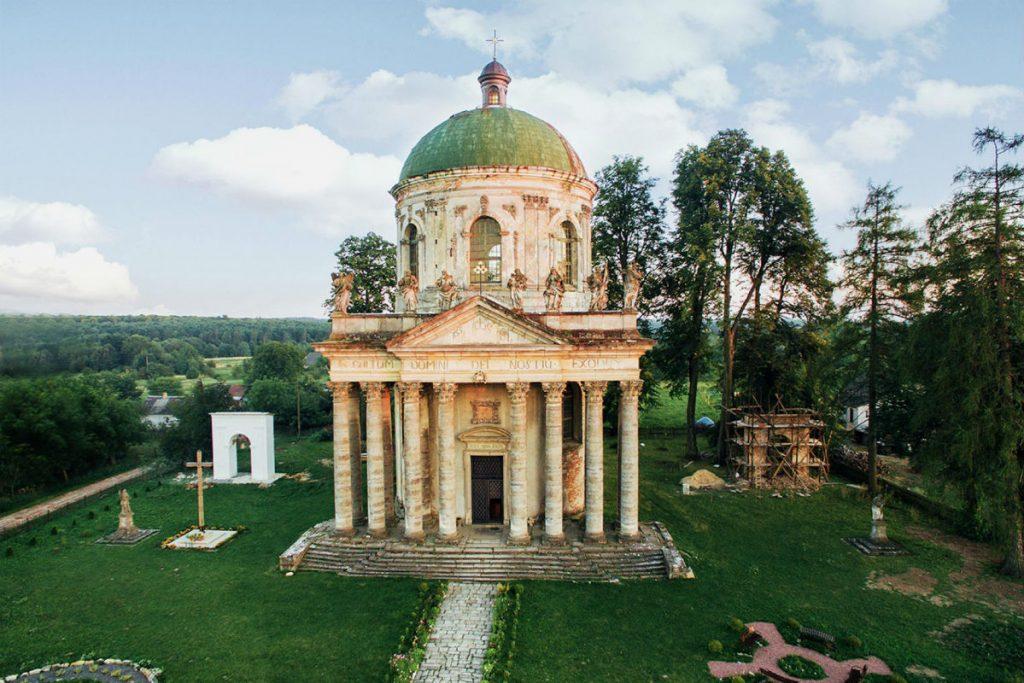 Костел Воздвиження та святого Йосипа в Підгірцях