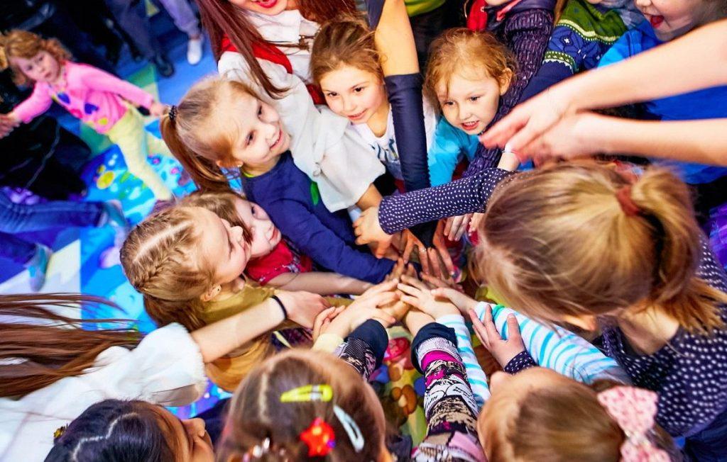 Детский парк развлечений