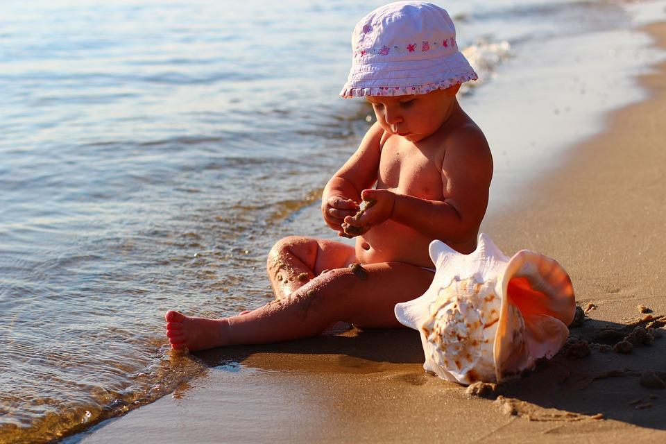 отдых с ребенком на азовском море