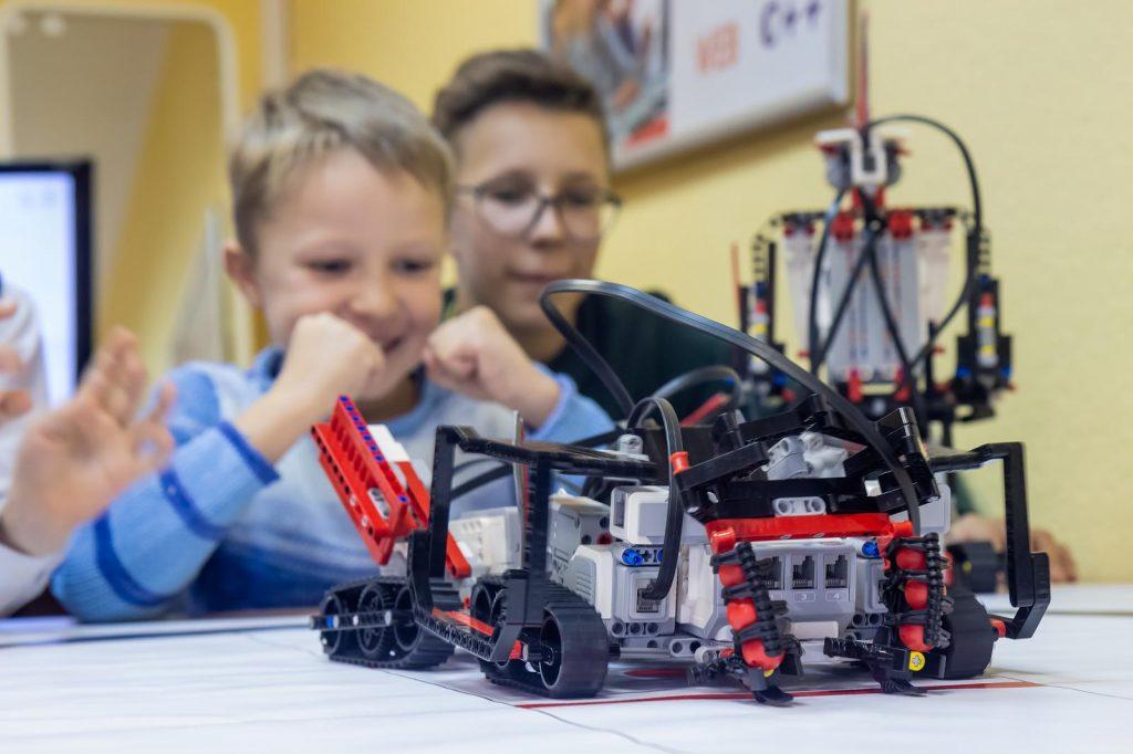 Мастер-классы по робототехнике