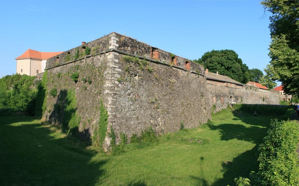 Ужгородський замок, Закарпаття