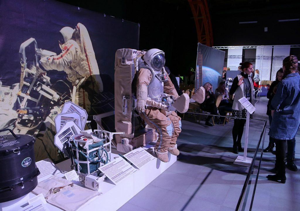 Выставка космических приключений