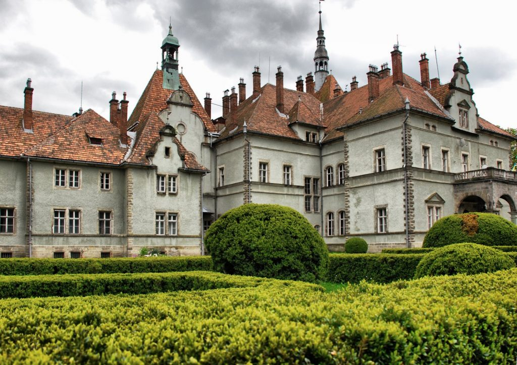 Замок роду Шенборнів